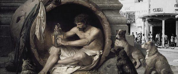 Semangat Hidup Asketis Diogenes de Sinope