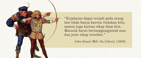 Robin Hood dan Etika Teleologis-Utilitarianisme John Stuart Mill